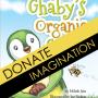 Ghaby's Organic Garden - Hardcover
